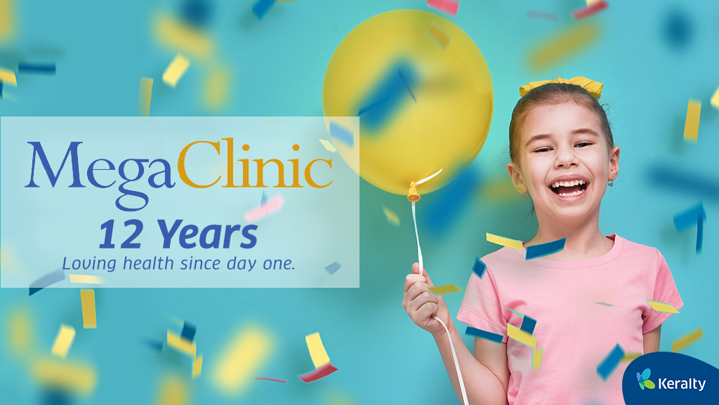 Celebrating MegaClinic 12 Anniversary