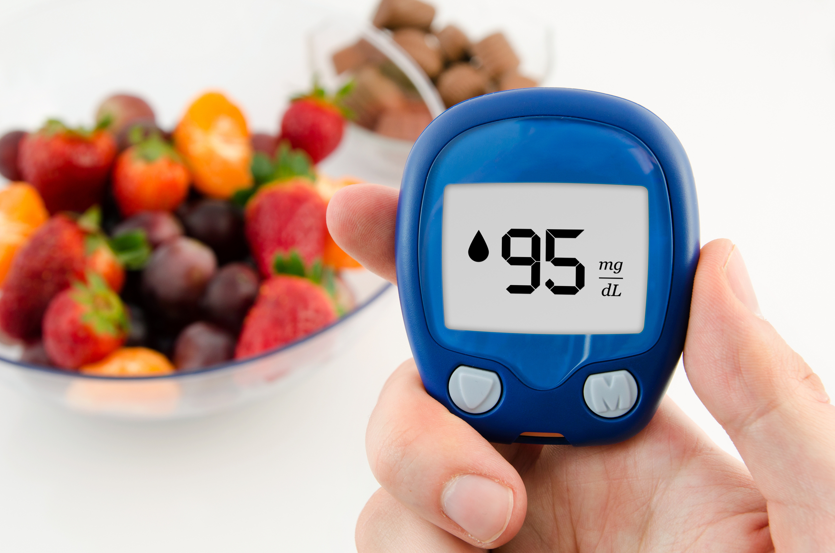 A proper diabetes diet helps to obtain better life quality