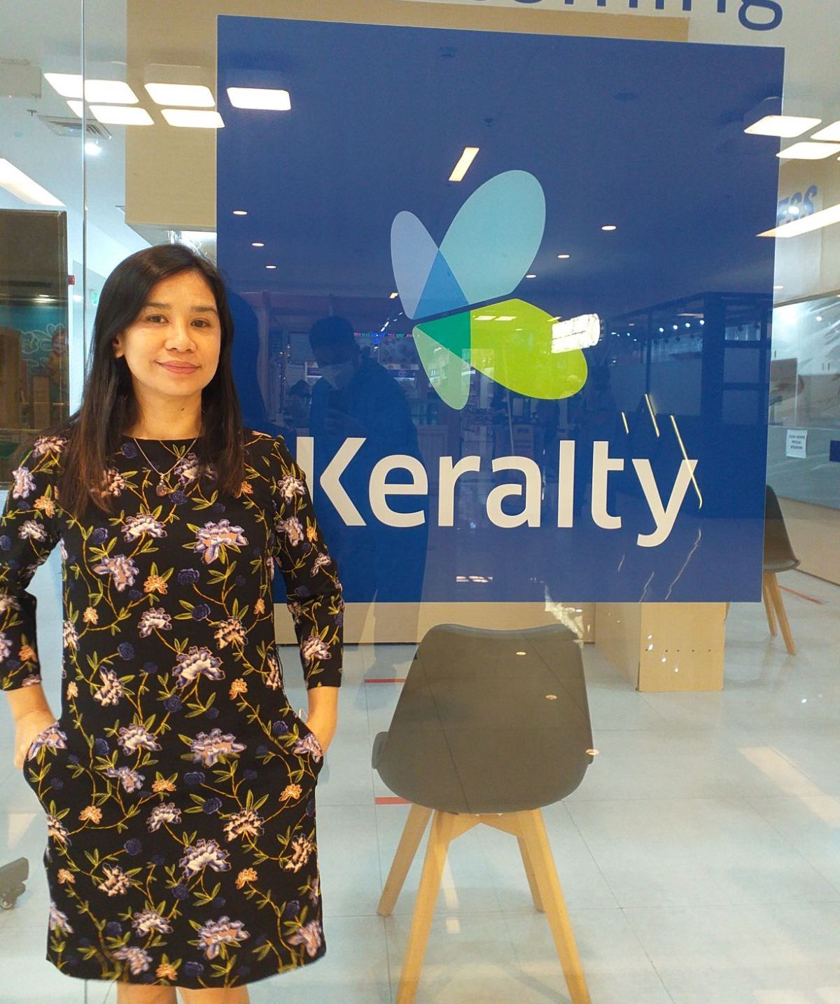 Keralty Philippines Welcomes Chie Agcopra