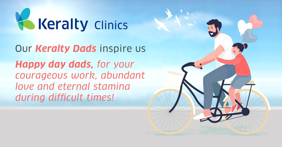 Our Keralty Dads inspire us